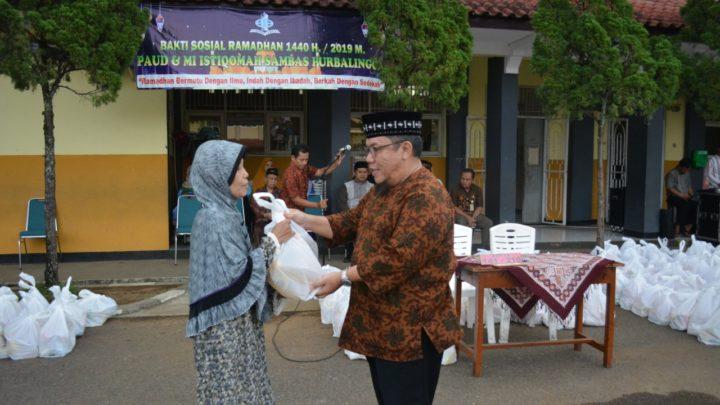 Bakti Sosial Ramadhan 1440 H.