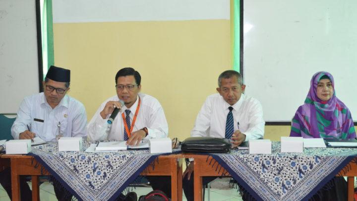 Audit Surveillance ISO 9001:2015 MI Istiqomah Sambas PUrbalingga